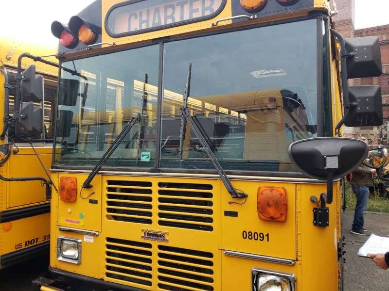 2004 Thomas Built Buses Saf-T-Liner MVP EF for sale at Texas Best Bus WA in Tacoma WA
