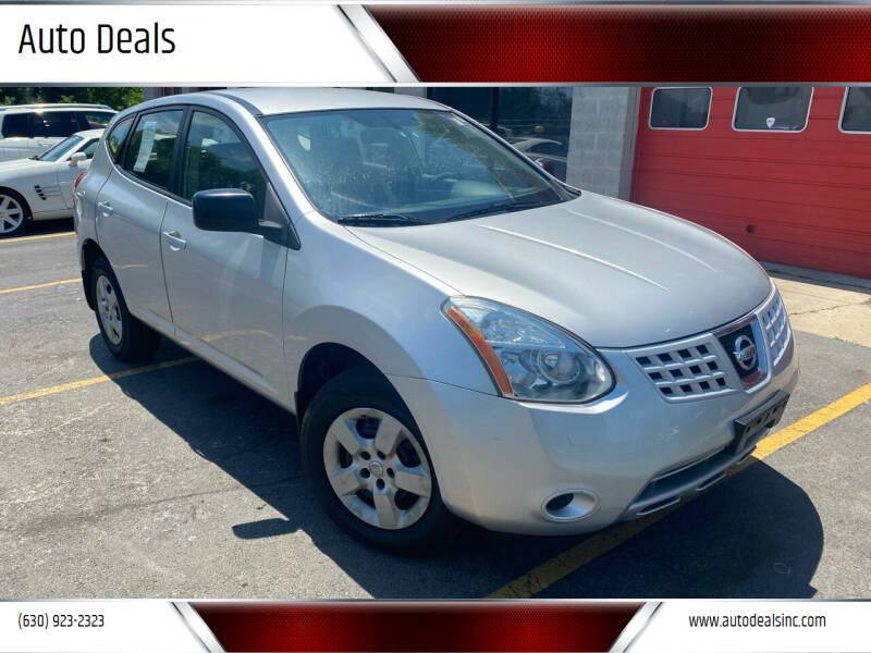 2008 Nissan Rogue for sale at Auto Deals in Roselle IL
