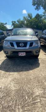 2019 Nissan Frontier for sale at USA Car Sales in Houston TX