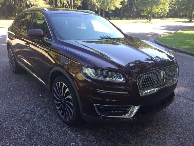 2019 Lincoln Nautilus Black Label