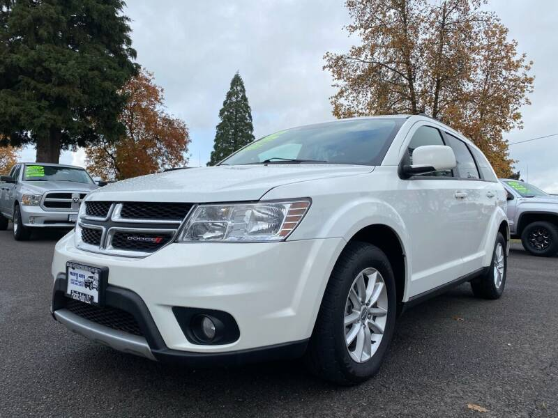 2016 Dodge Journey for sale at Pacific Auto LLC in Woodburn OR
