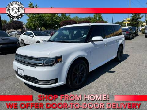 2015 Ford Flex for sale at Auto 206, Inc. in Kent WA