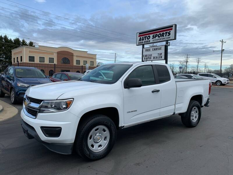 2015 Chevrolet Colorado for sale at Auto Sports in Hickory NC