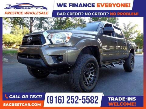 2013 Toyota Tacoma for sale at Prestige Wholesale in Sacramento CA