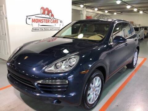 2013 Porsche Cayenne for sale at Monster Cars in Pompano Beach FL