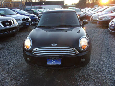 2010 MINI Cooper for sale at Balic Autos Inc in Lanham MD