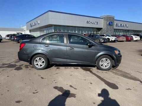 2013 Chevrolet Sonic for sale at Schulte Subaru in Sioux Falls SD