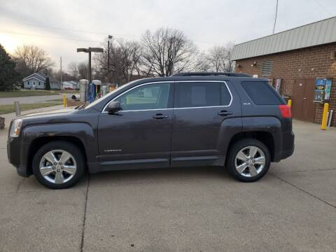 2014 GMC Terrain for sale at RIVERSIDE AUTO SALES in Sioux City IA