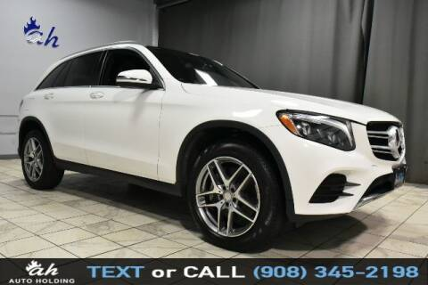 2016 Mercedes-Benz GLC for sale at AUTO HOLDING in Hillside NJ