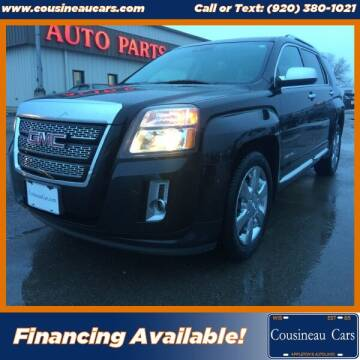 2015 GMC Terrain for sale at CousineauCars.com in Appleton WI