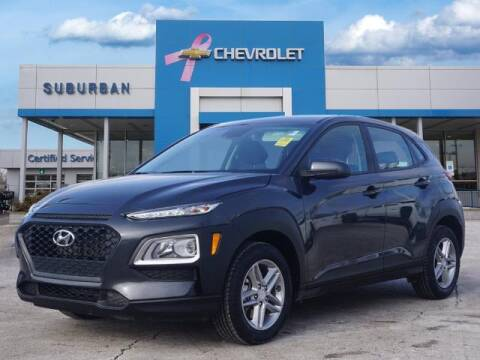 2021 Hyundai Kona for sale at Suburban Chevrolet of Ann Arbor in Ann Arbor MI