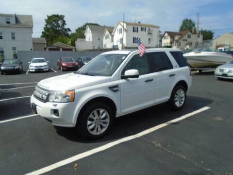 2011 Land Rover LR2 for sale at Gemini Auto Sales in Providence RI