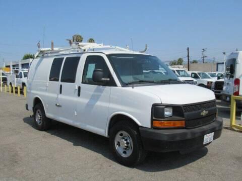2011 Chevrolet Express Cargo for sale at Atlantis Auto Sales in La Puente CA