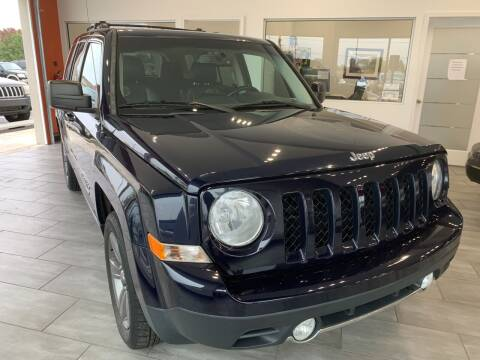 2013 Jeep Patriot for sale at Evolution Autos in Whiteland IN