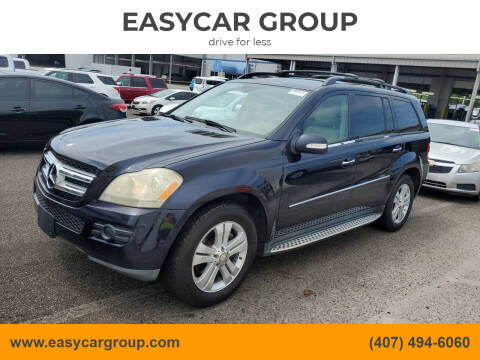 2008 Mercedes-Benz GL-Class for sale at EASYCAR GROUP in Orlando FL