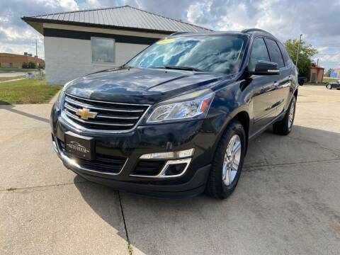 2013 Chevrolet Traverse for sale at Auto House of Bloomington in Bloomington IL