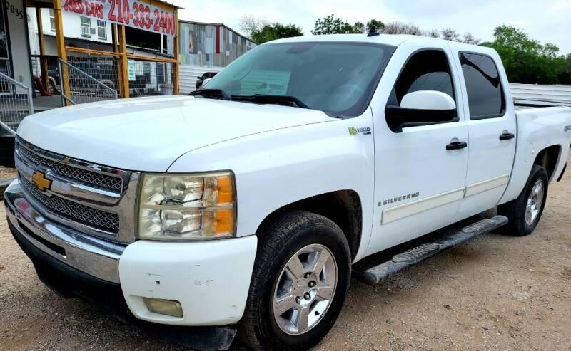 2009 Chevrolet Silverado 1500 Hybrid for sale at Jackson Motors Used Cars in San Antonio TX