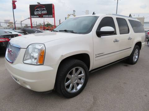 2009 GMC Yukon XL for sale at Moving Rides in El Paso TX