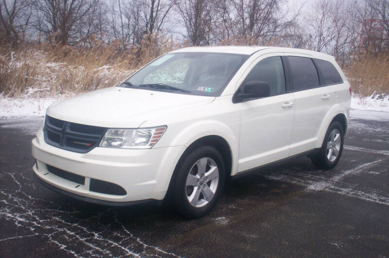 2013 Dodge Journey for sale at Action Auto Wholesale - 30521 Euclid Ave. in Willowick OH