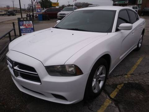 2012 Dodge Charger for sale at BMG AUTO GROUP in Arlington TX