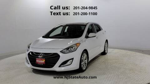 2015 Hyundai Elantra GT for sale at NJ State Auto Used Cars in Jersey City NJ