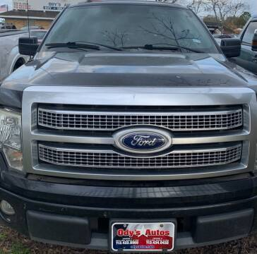 2010 Ford F-150 for sale at Ody's Autos in Houston TX
