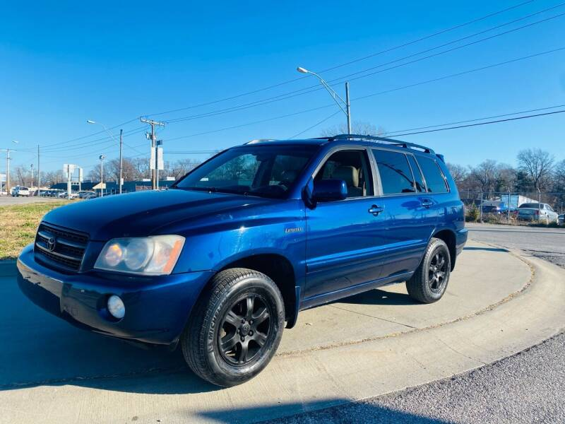 2003 Toyota Highlander for sale at Xtreme Auto Mart LLC in Kansas City MO
