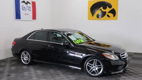 2014 Mercedes-Benz E-Class for sale at Carousel Auto Group in Iowa City IA