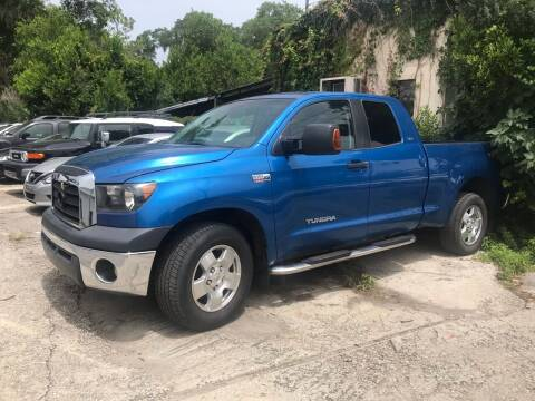 2008 Toyota Tundra for sale at Popular Imports Auto Sales in Gainesville FL