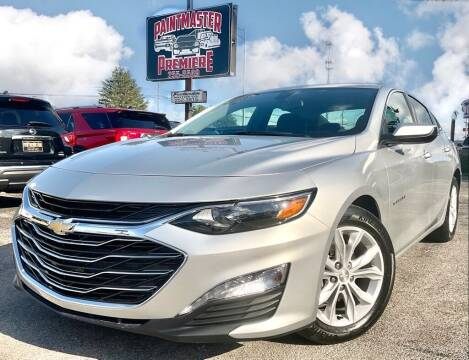 2020 Chevrolet Malibu for sale at Featherston Motors in Lexington KY