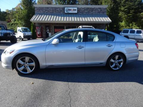 2009 Lexus GS 350 for sale at Driven Pre-Owned in Lenoir NC