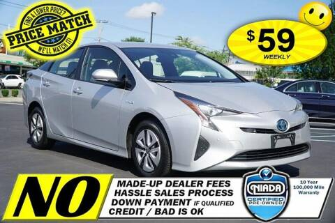 2017 Toyota Prius for sale at AUTOFYND in Elmont NY