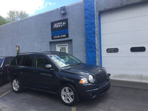 2007 Jeep Compass for sale at AME Auto in Scranton PA