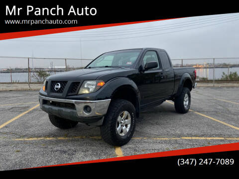 2009 Nissan Frontier for sale at Mr Panch Auto in Staten Island NY