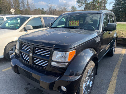 2011 Dodge Nitro for sale at BURNWORTH AUTO INC in Windber PA