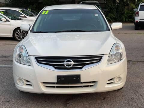 2011 Nissan Altima for sale at Tonny's Auto Sales Inc. in Brockton MA
