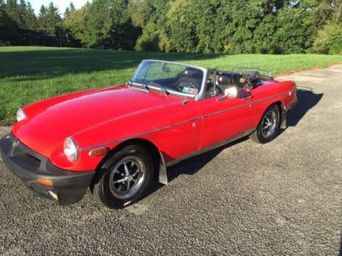 1976 MG MGB for sale at Classic Car Deals in Cadillac MI