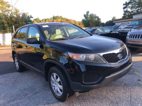 2011 Kia Sorento for sale at Royal Crest Motors in Haverhill MA