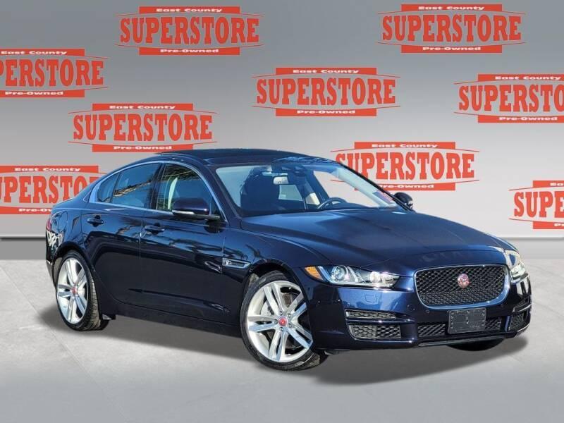 2017 Jaguar XE for sale in El Cajon, CA