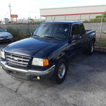 2002 Ford Ranger for sale at Easy Credit Auto Sales in Cocoa FL