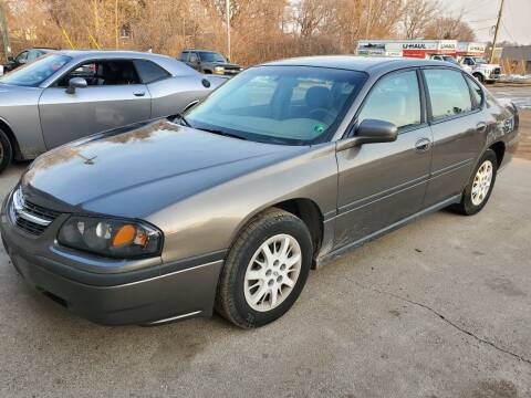 2001 Chevrolet Impala for sale at JDL Automotive and Detailing in Plymouth WI