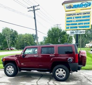 2008 HUMMER H3 for sale at JEREMYS AUTOMOTIVE in Casco MI