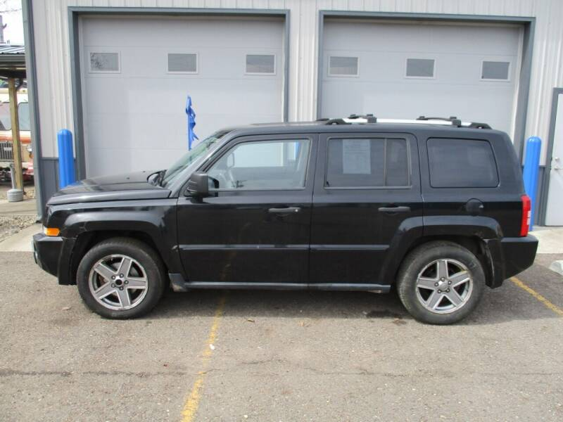 2007 Jeep Patriot for sale at Sally & Assoc. Auto Sales Inc. in Alliance OH