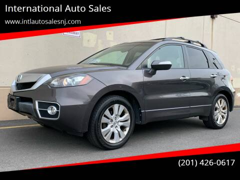 2010 Acura RDX for sale at International Auto Sales in Hasbrouck Heights NJ