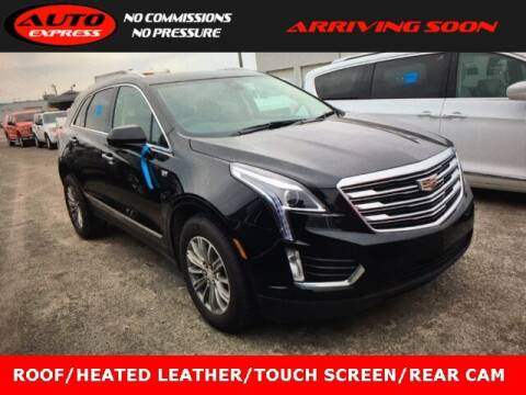 2019 Cadillac XT5 for sale at Auto Express in Lafayette IN