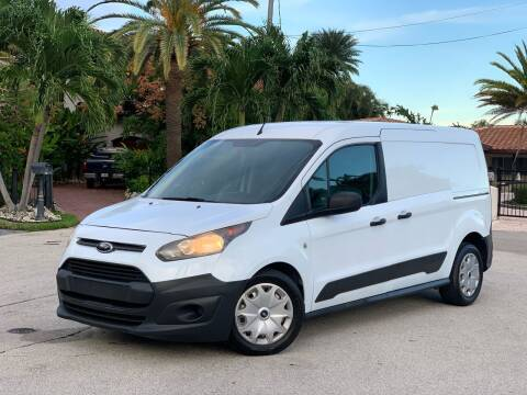 2014 Ford Transit Connect Cargo for sale at Citywide Auto Group LLC in Pompano Beach FL