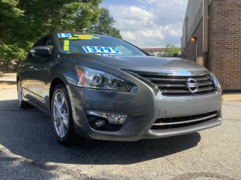 2015 Nissan Altima for sale at Active Auto Sales Inc in Philadelphia PA