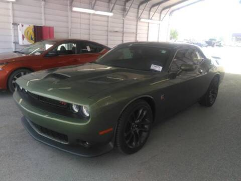 2021 Dodge Challenger for sale at KIAN MOTORS INC in Plano TX