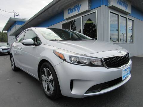 2018 Kia Forte for sale at Thrifty Car Sales SPOKANE in Spokane Valley WA