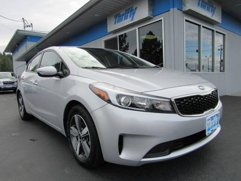 2018 Kia Forte for sale at Thrifty Car Sales SPOKANE in Spokane Valley WA